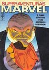 Cover for Superaventuras Marvel (Editora Abril, 1982 series) #86