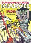 Cover for Superaventuras Marvel (Editora Abril, 1982 series) #89