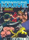 Cover for Superaventuras Marvel (Editora Abril, 1982 series) #90