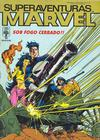 Cover for Superaventuras Marvel (Editora Abril, 1982 series) #93