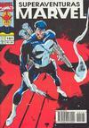 Cover for Superaventuras Marvel (Editora Abril, 1982 series) #161