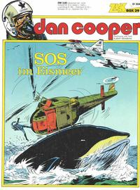 Cover Thumbnail for Zack Comic Box (Koralle, 1972 series) #29 - Dan Cooper - SOS im Eismeer