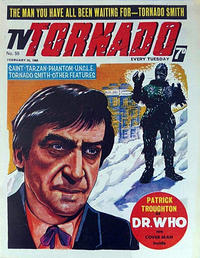 Cover Thumbnail for TV Tornado (City Magazines, 1967 series) #59