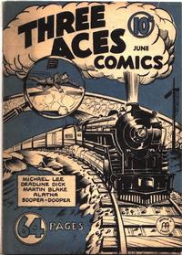 Cover Thumbnail for Three Aces Comics (Anglo-American Publishing Company Limited, 1941 series) #v1#5