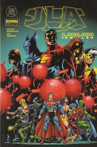 Cover Thumbnail for JLA: Un millón (NORMA Editorial, 2004 series)