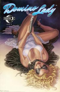 Cover Thumbnail for Domino Lady (Moonstone, 2009 series) #2 [Cover A]