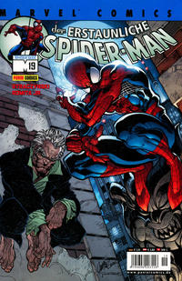 Cover Thumbnail for Der erstaunliche Spider-Man (Panini Deutschland, 2001 series) #19