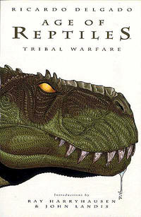Cover Thumbnail for Age of Reptiles: Tribal Warfare (Dark Horse, 1996 series)