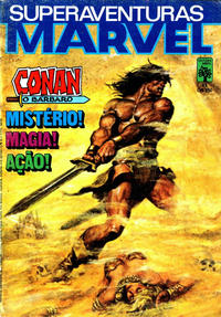 Cover Thumbnail for Superaventuras Marvel (Editora Abril, 1982 series) #11