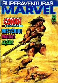 Cover Thumbnail for Superaventuras Marvel (Editora Abril, 1982 series) #11