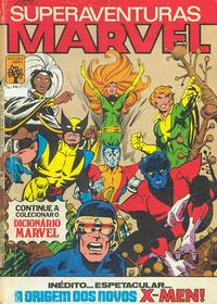 Cover Thumbnail for Superaventuras Marvel (Editora Abril, 1982 series) #16