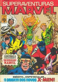 Cover Thumbnail for Superaventuras Marvel (Editora Abril, 1982 series) #16
