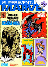 Cover Thumbnail for Superaventuras Marvel (Editora Abril, 1982 series) #17