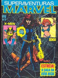 Cover Thumbnail for Superaventuras Marvel (Editora Abril, 1982 series) #29