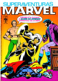 Cover Thumbnail for Superaventuras Marvel (Editora Abril, 1982 series) #31