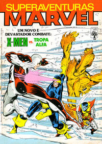 Cover Thumbnail for Superaventuras Marvel (Editora Abril, 1982 series) #39