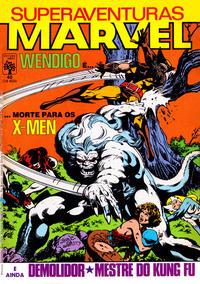 Cover Thumbnail for Superaventuras Marvel (Editora Abril, 1982 series) #40