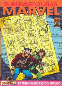 Cover Thumbnail for Superaventuras Marvel (Editora Abril, 1982 series) #45