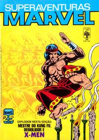 Cover Thumbnail for Superaventuras Marvel (Editora Abril, 1982 series) #50