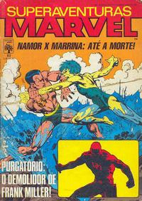 Cover Thumbnail for Superaventuras Marvel (Editora Abril, 1982 series) #63