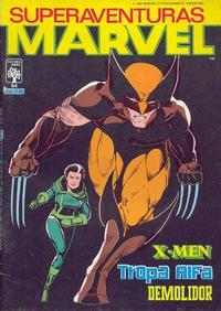 Cover Thumbnail for Superaventuras Marvel (Editora Abril, 1982 series) #64
