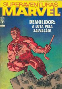 Cover Thumbnail for Superaventuras Marvel (Editora Abril, 1982 series) #66