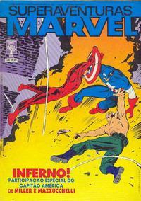 Cover Thumbnail for Superaventuras Marvel (Editora Abril, 1982 series) #68
