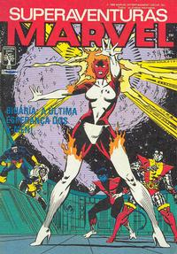 Cover Thumbnail for Superaventuras Marvel (Editora Abril, 1982 series) #69