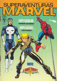 Cover Thumbnail for Superaventuras Marvel (Editora Abril, 1982 series) #77