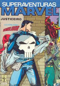 Cover Thumbnail for Superaventuras Marvel (Editora Abril, 1982 series) #96