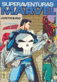 Cover Thumbnail for Superaventuras Marvel (Editora Abril, 1982 series) #96