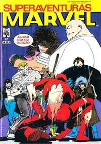 Cover Thumbnail for Superaventuras Marvel (Editora Abril, 1982 series) #97