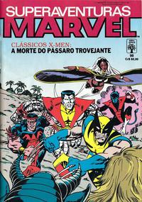 Cover Thumbnail for Superaventuras Marvel (Editora Abril, 1982 series) #98