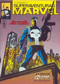 Cover Thumbnail for Superaventuras Marvel (Editora Abril, 1982 series) #108