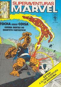 Cover Thumbnail for Superaventuras Marvel (Editora Abril, 1982 series) #116
