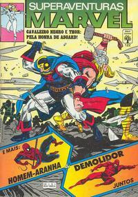 Cover Thumbnail for Superaventuras Marvel (Editora Abril, 1982 series) #122