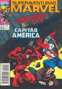 Cover Thumbnail for Superaventuras Marvel (Editora Abril, 1982 series) #141