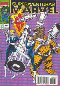 Cover Thumbnail for Superaventuras Marvel (Editora Abril, 1982 series) #142