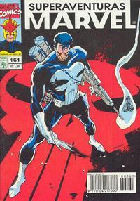 Cover Thumbnail for Superaventuras Marvel (Editora Abril, 1982 series) #161