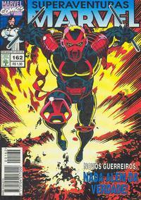 Cover Thumbnail for Superaventuras Marvel (Editora Abril, 1982 series) #162