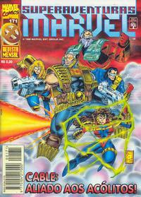 Cover Thumbnail for Superaventuras Marvel (Editora Abril, 1982 series) #171
