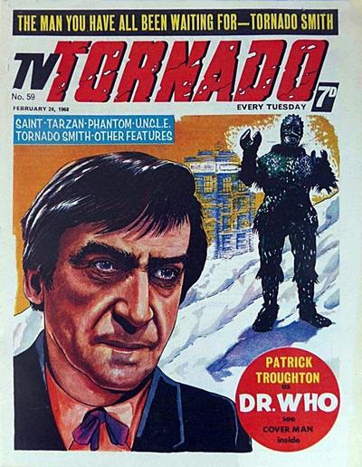 Cover for TV Tornado (City Magazines, 1967 series) #59