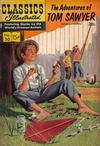 Cover for Classics Illustrated (Gilberton, 1947 series) #50 [HRN 164] - The Adventures of Tom Sawyer