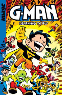 Cover Thumbnail for G-Man (Image, 2009 series) #1 - Learning to Fly