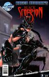 Cover Thumbnail for Black Scorpion (2009 series) #3