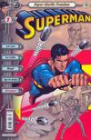 Cover for Superman (Editora Abril, 2000 series) #1