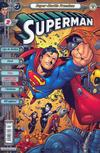 Cover for Superman (Editora Abril, 2000 series) #2