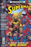 Cover for Superman (Editora Abril, 2000 series) #7