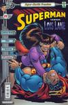 Cover for Superman (Editora Abril, 2000 series) #11