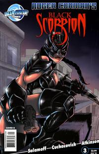 Cover Thumbnail for Black Scorpion (Bluewater / Storm / Stormfront / Tidalwave, 2009 series) #3